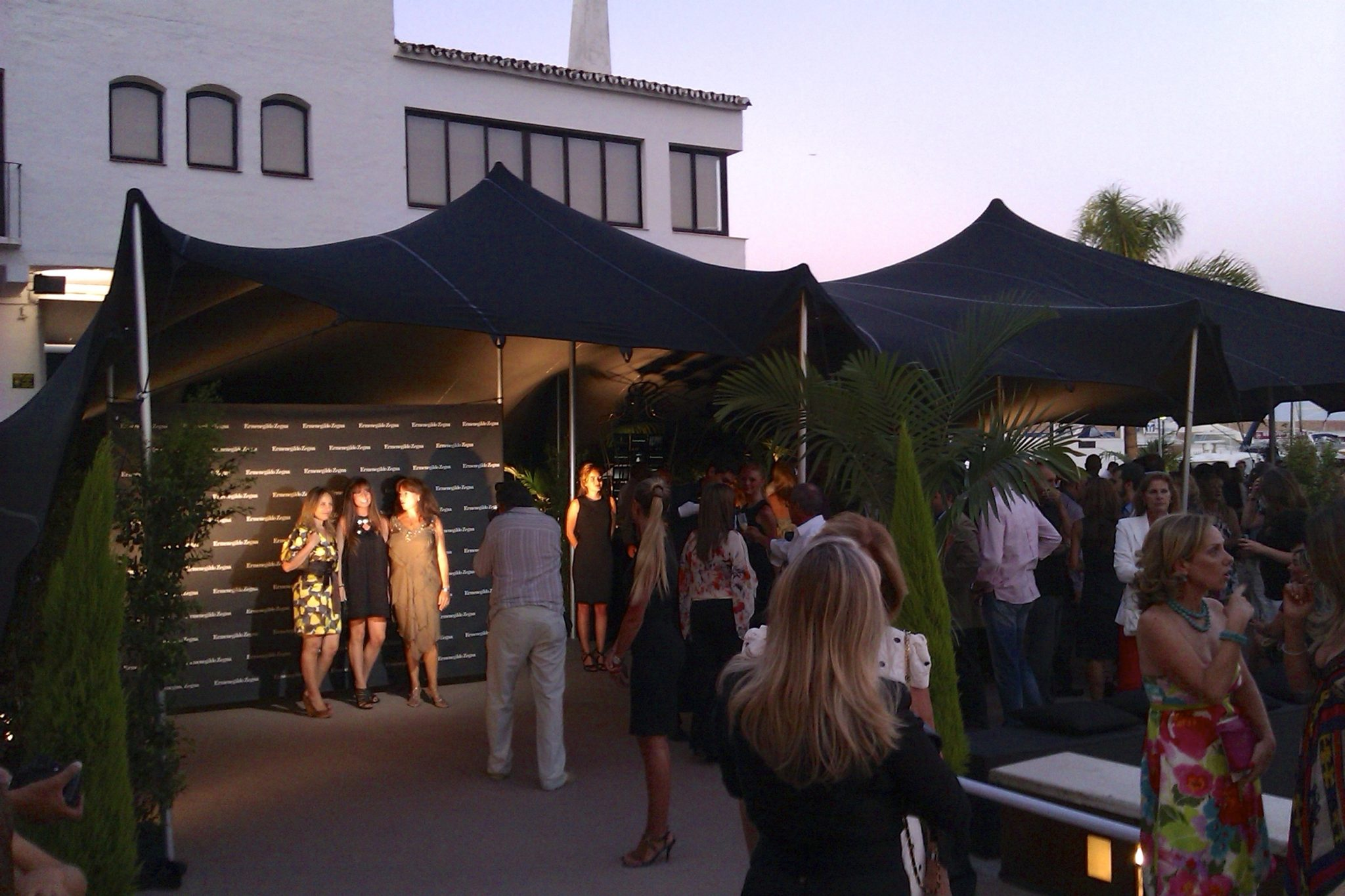 Carpas para eventos corporativos - Safara Carpas