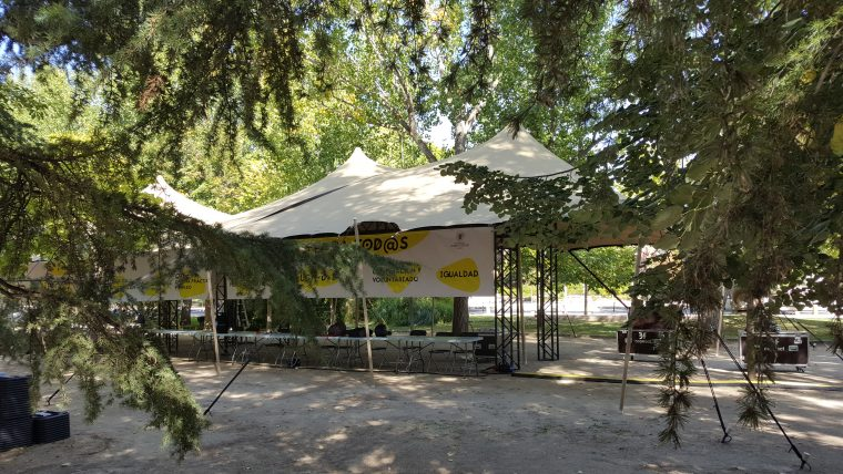 Galería - Safara Carpas
